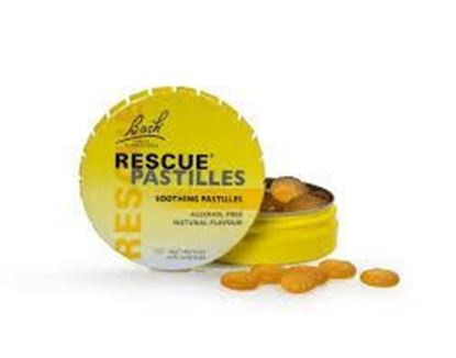 Imagen de RESCUE REMEDY PASTILLA SABOR EDERFLOWER /  ORIGINAL