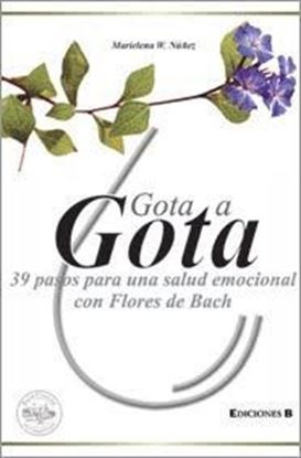 Imagen de LIBRO GOTA A GOTA