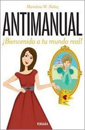 Imagen de LIBRO ANTIMANUAL